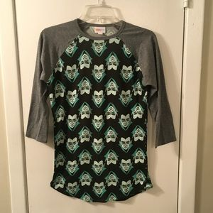 LuLaRoe XXS Dracula T-Shirt